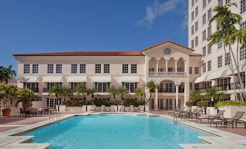 Hyatt Coral Gables_pool