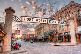 Fort Worth Stock Yards