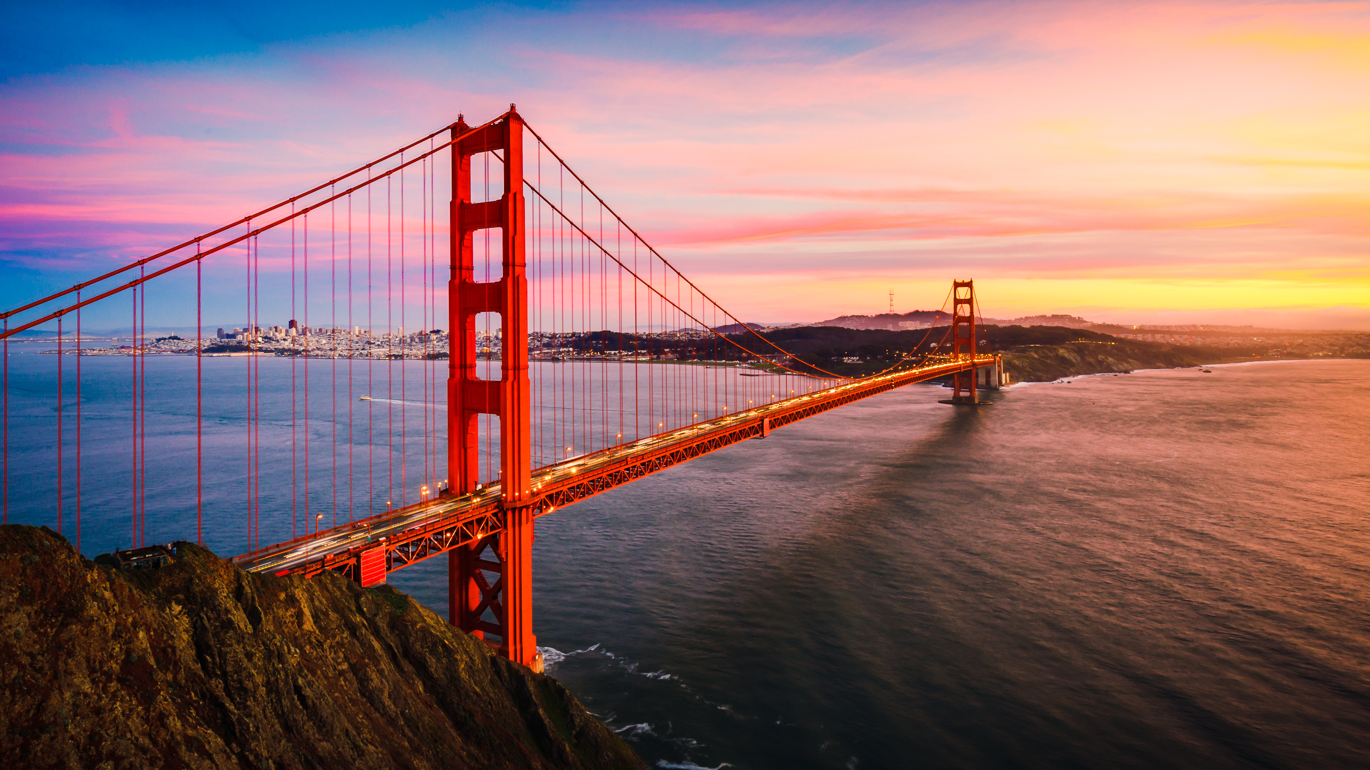 Road Trips With Pure: San Francisco Bay Area