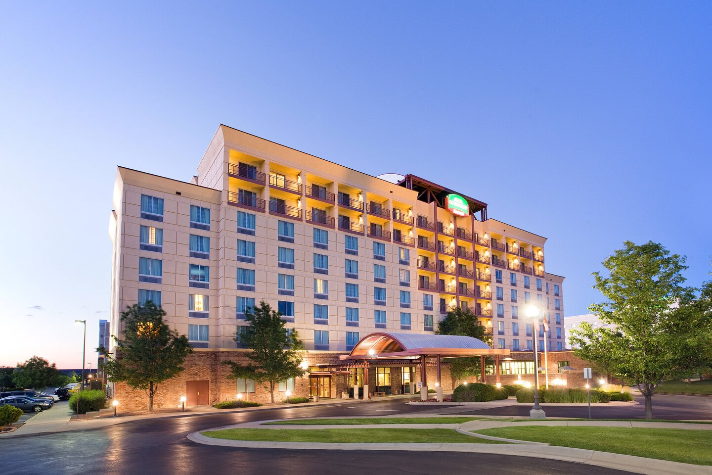 Pure Rooms Eliminate Contaminants at the Courtyard Denver Airport