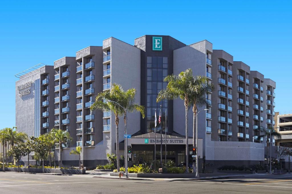 Enjoy a Hypoallergenic Environment at the Embassy Suites LA Airport