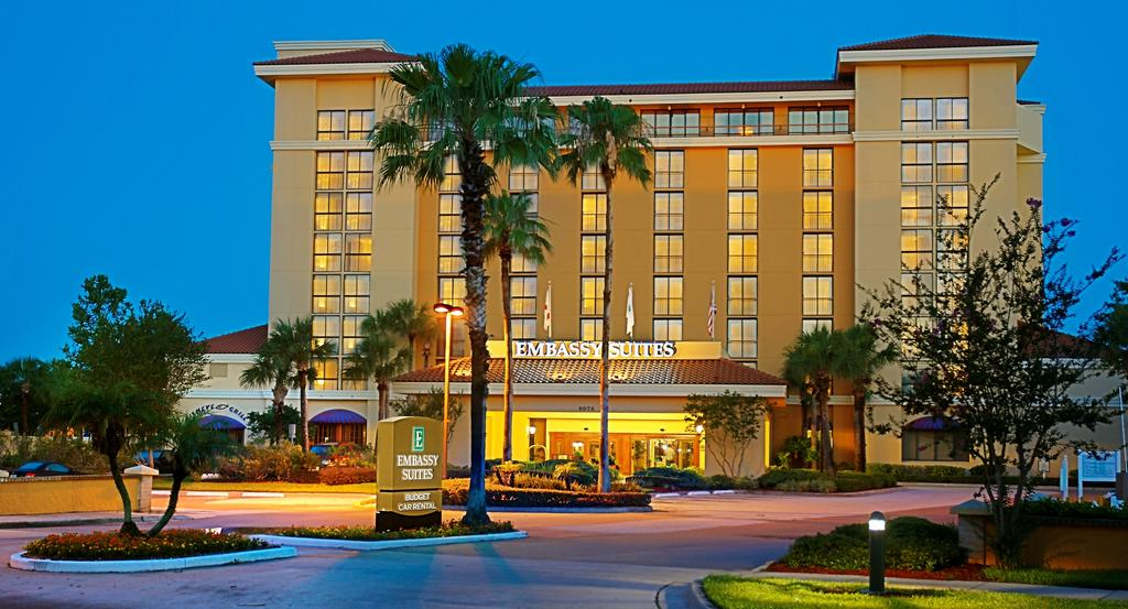Pure Rooms Are a Guest Room of Choice at the Embassy Suites Orlando