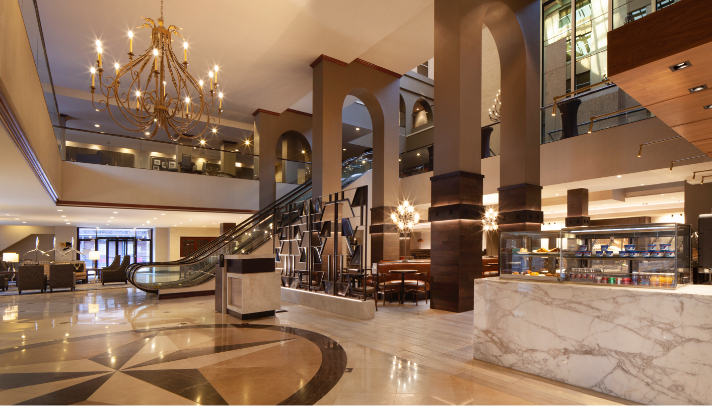 Pure Rooms Eliminate Contaminants to Protect Travelers at the Hilton Fort Worth