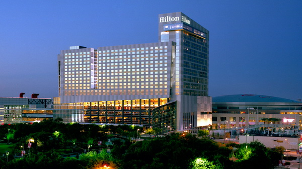Travelers Enjoy Peace of Mind with Pure Rooms at the Hilton Americas-Houston