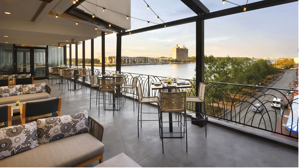 Pure Rooms Are the Guest Room of Choice at the Hyatt Regency Savannah