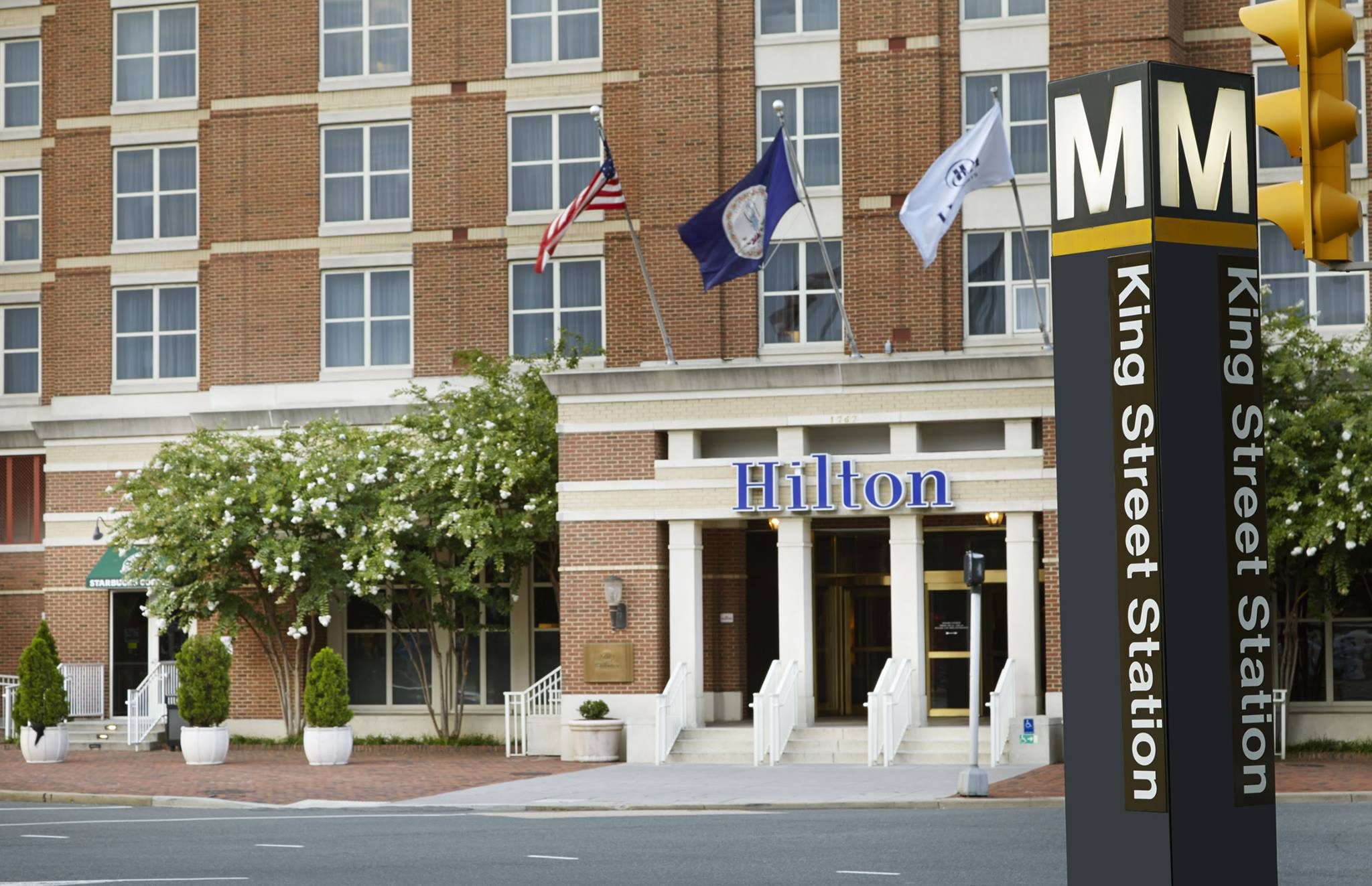 Hilton Alexandria Old Town Now Offers Pure Rooms
