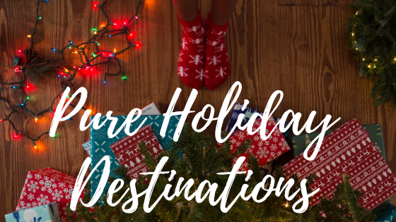 Celebrate the Season at These PURE Holiday Destinations