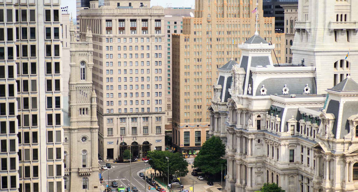 PURE Rooms Now Available at the Historic Courtyard Philadelphia Downtown