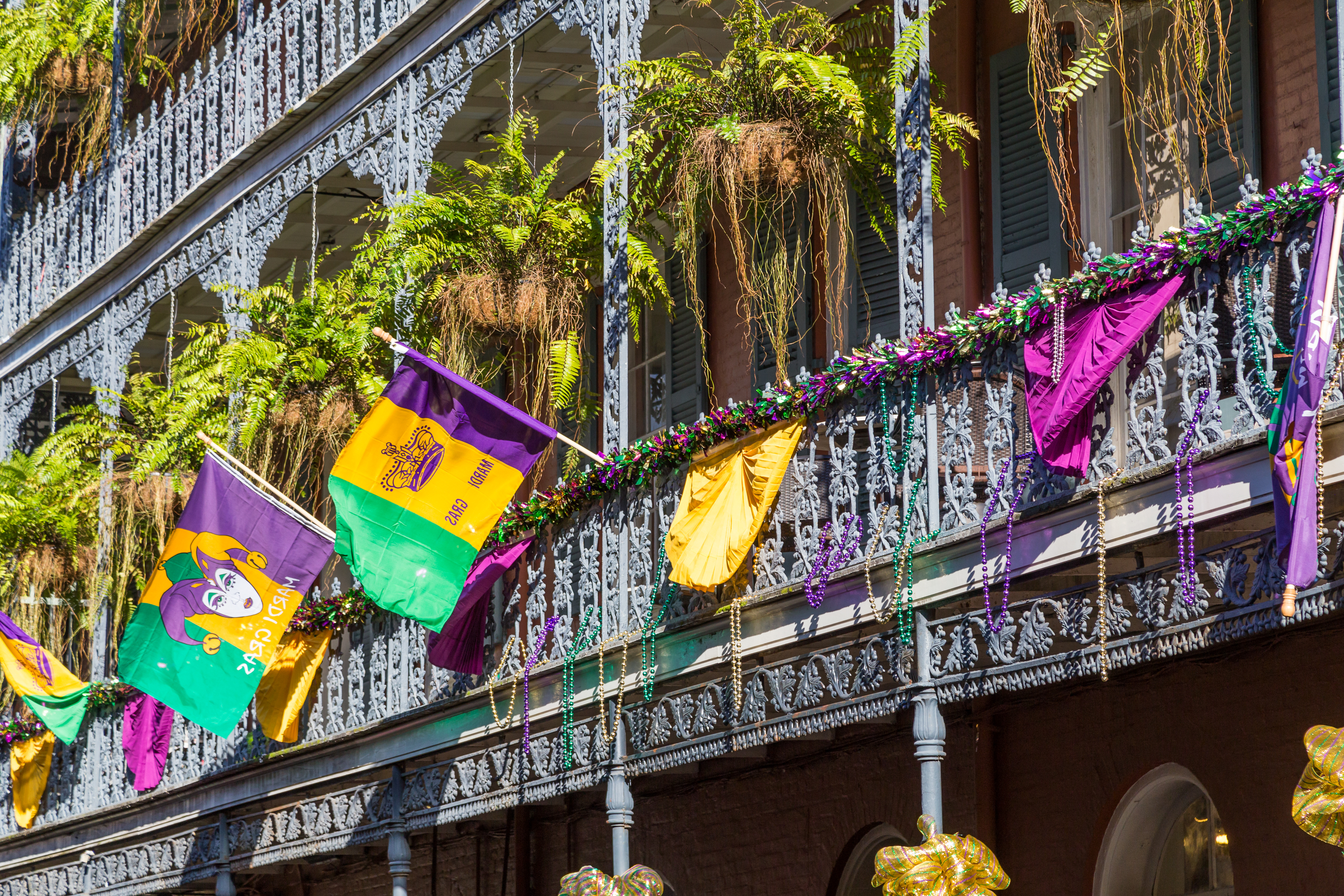Celebrate Mardi Gras at These Wellness Hotels in New Orleans
