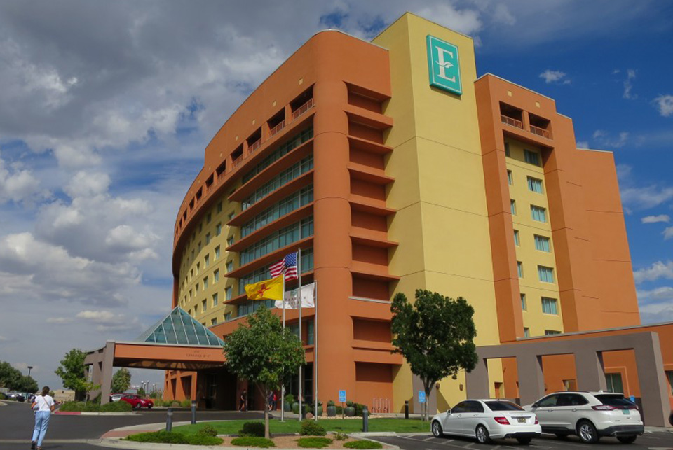 Pure Rooms offer Peace of Mind at the Embassy Suites Albuquerque