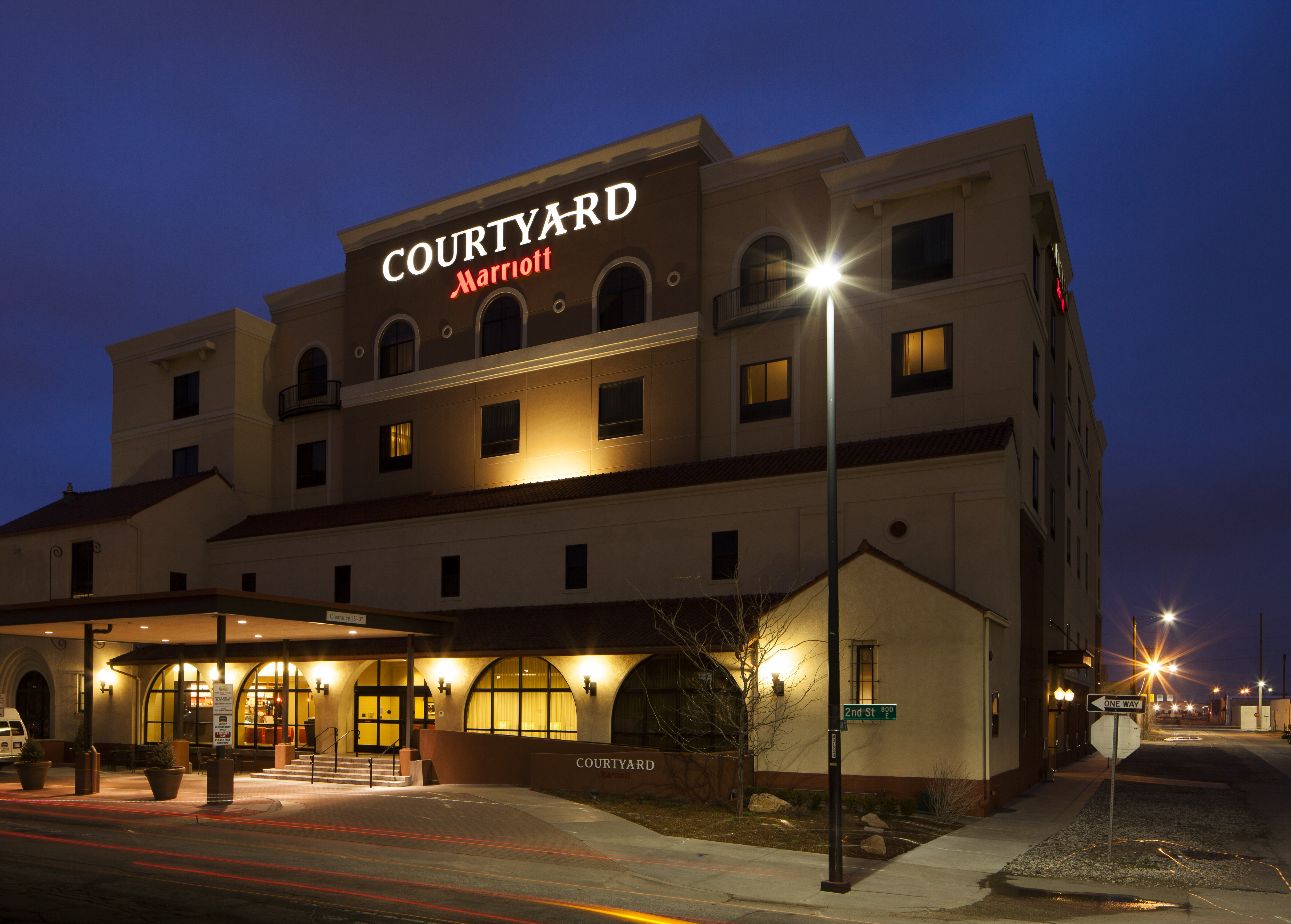 Experience Wichita's First Pure Rooms at the Courtyard Old Town
