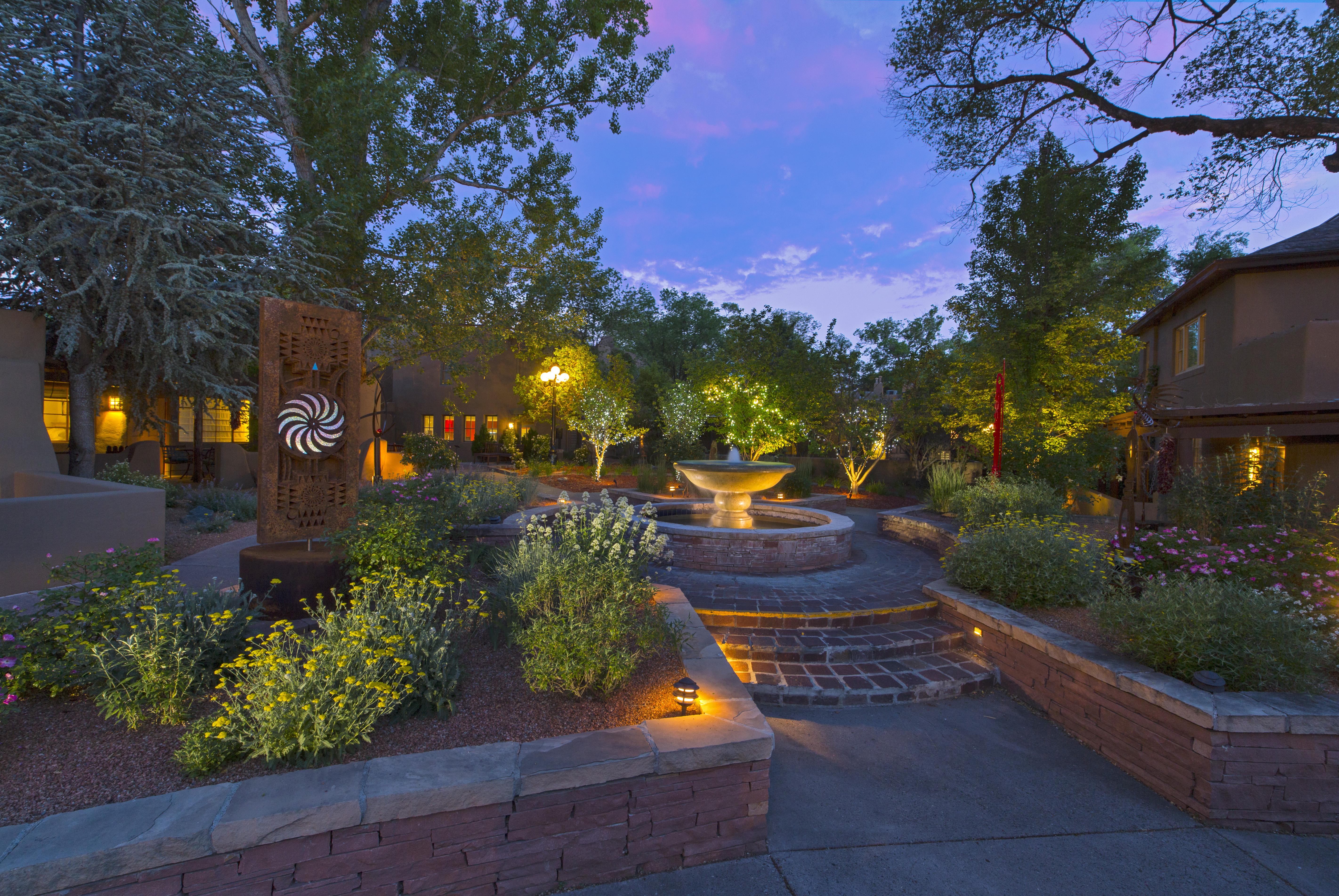 La Posada de Santa Fe Promotes Well-Being with Pure Rooms