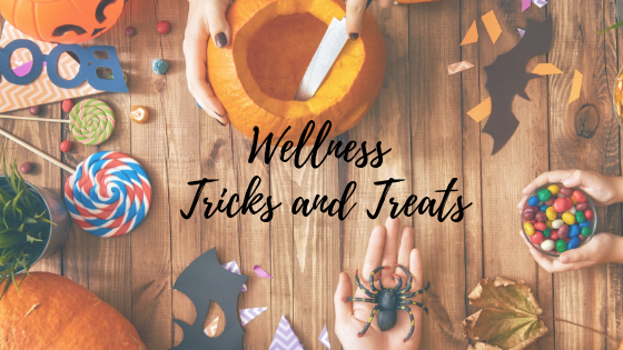 6 Wellness Tricks and Treats for a Healthy Halloween