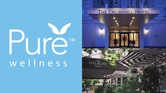 PURE Rooms Available at Two More Luxury Hotels in Washington, DC