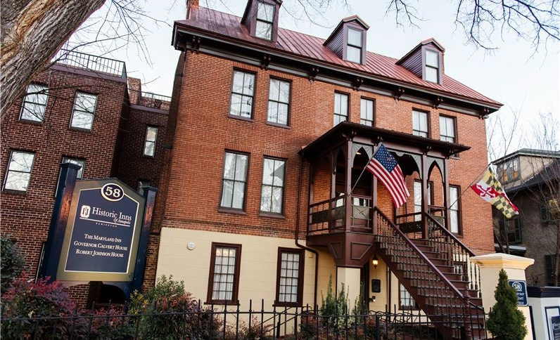 Pure Rooms Promote Well-Being at the Historic Inns of Annapolis