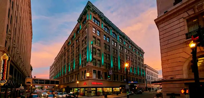 Be Your Best with Pure Rooms at the Embassy Suites Louisville Downtown
