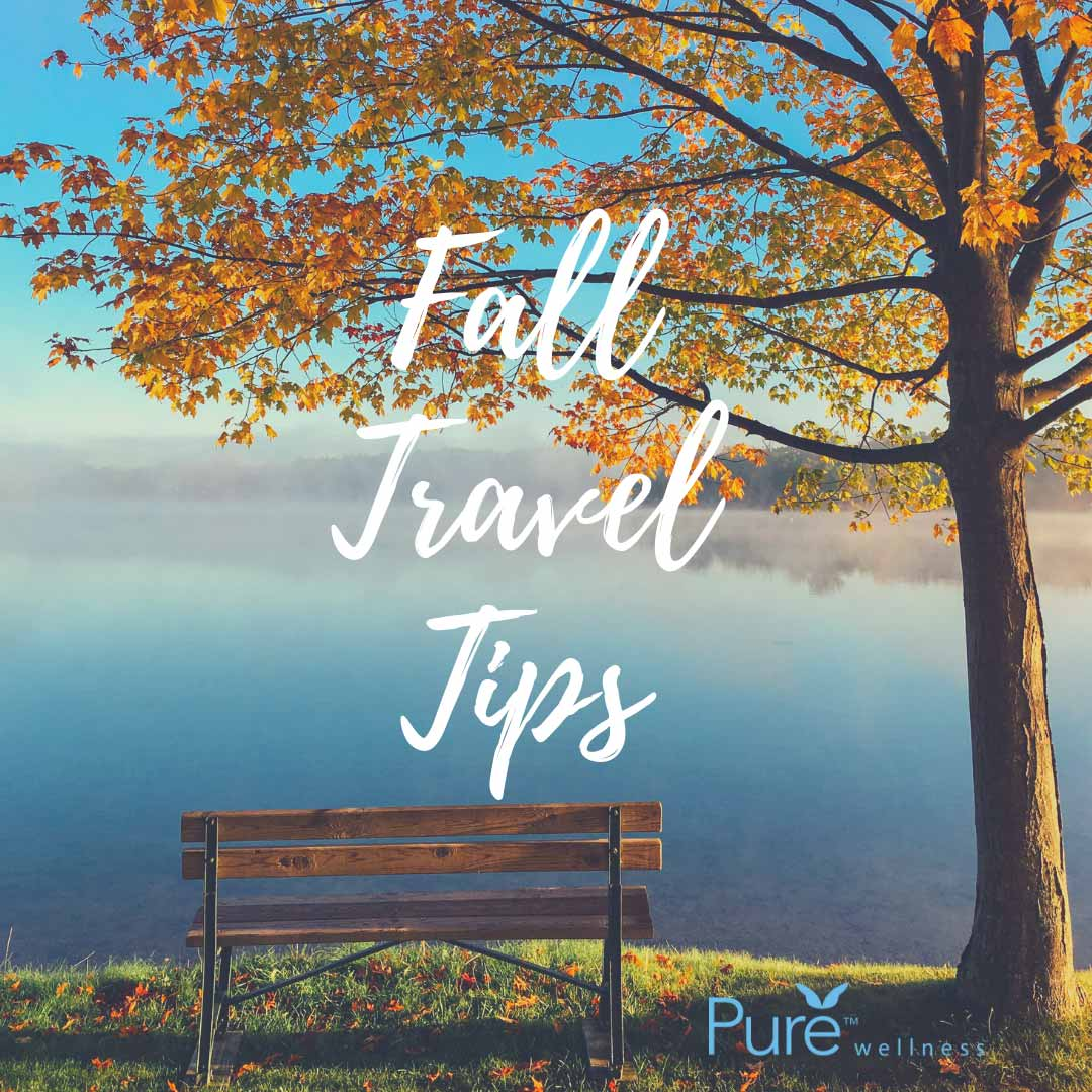 Our 7 Best Tips for Fall Travel