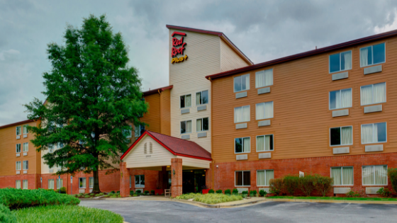 Hypoallergenic Rooms at the Red Roof Plus+ Raleigh NCSU Conference Center