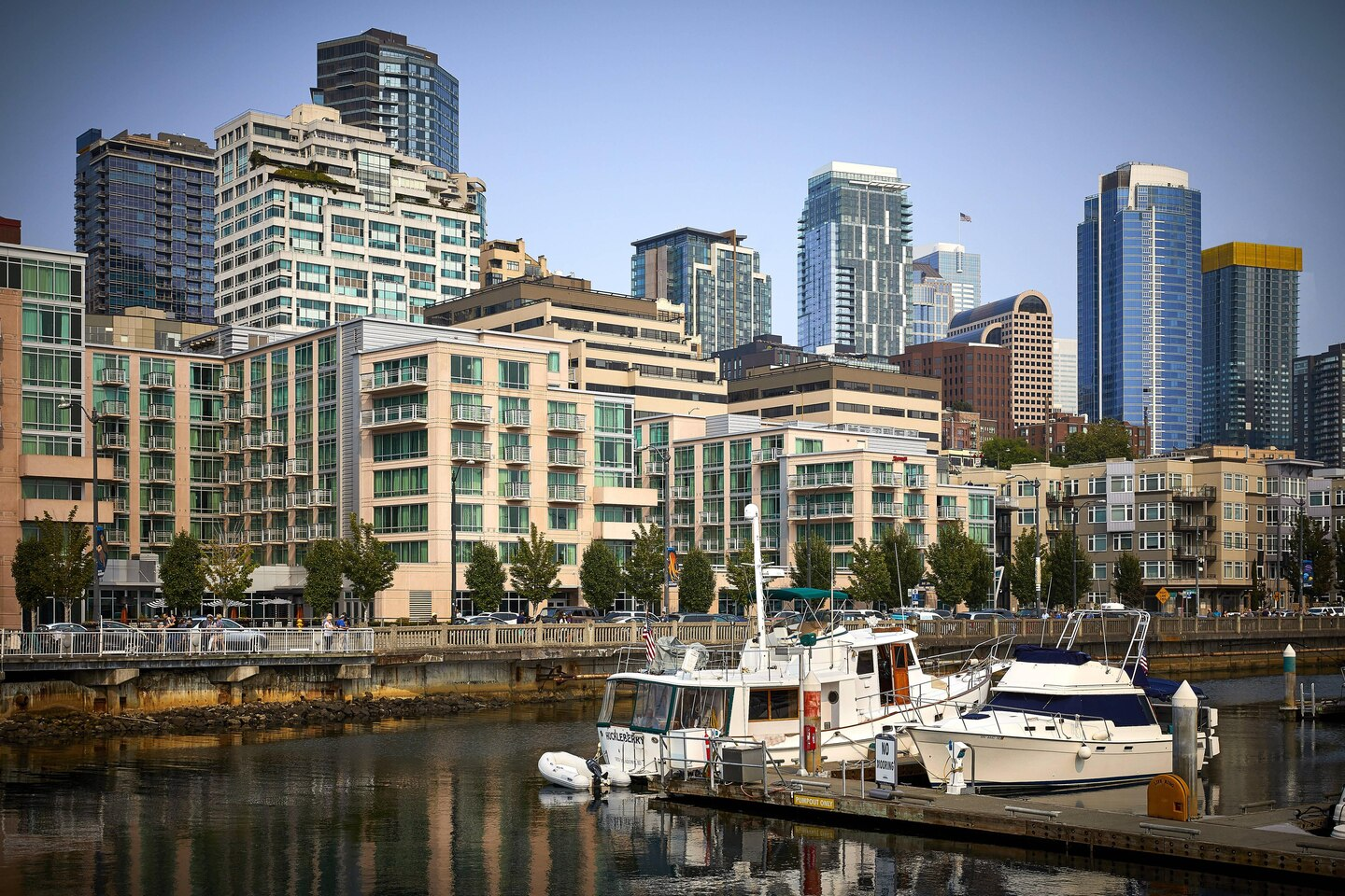 Pure Rooms Provide Peace of Mind at the Marriott Seattle Waterfront