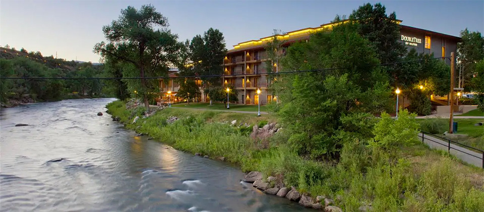 Anti-Microbial Pure Rooms Available at the Doubletree Durango