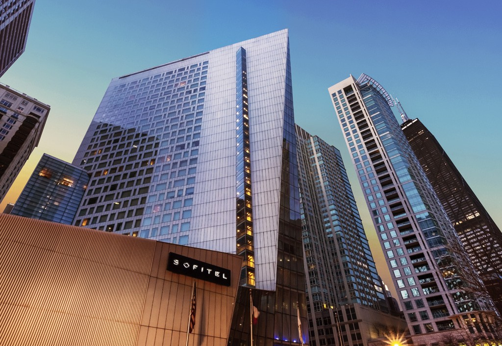 The Wellness Experience of Pure Rooms at the Sofitel Chicago