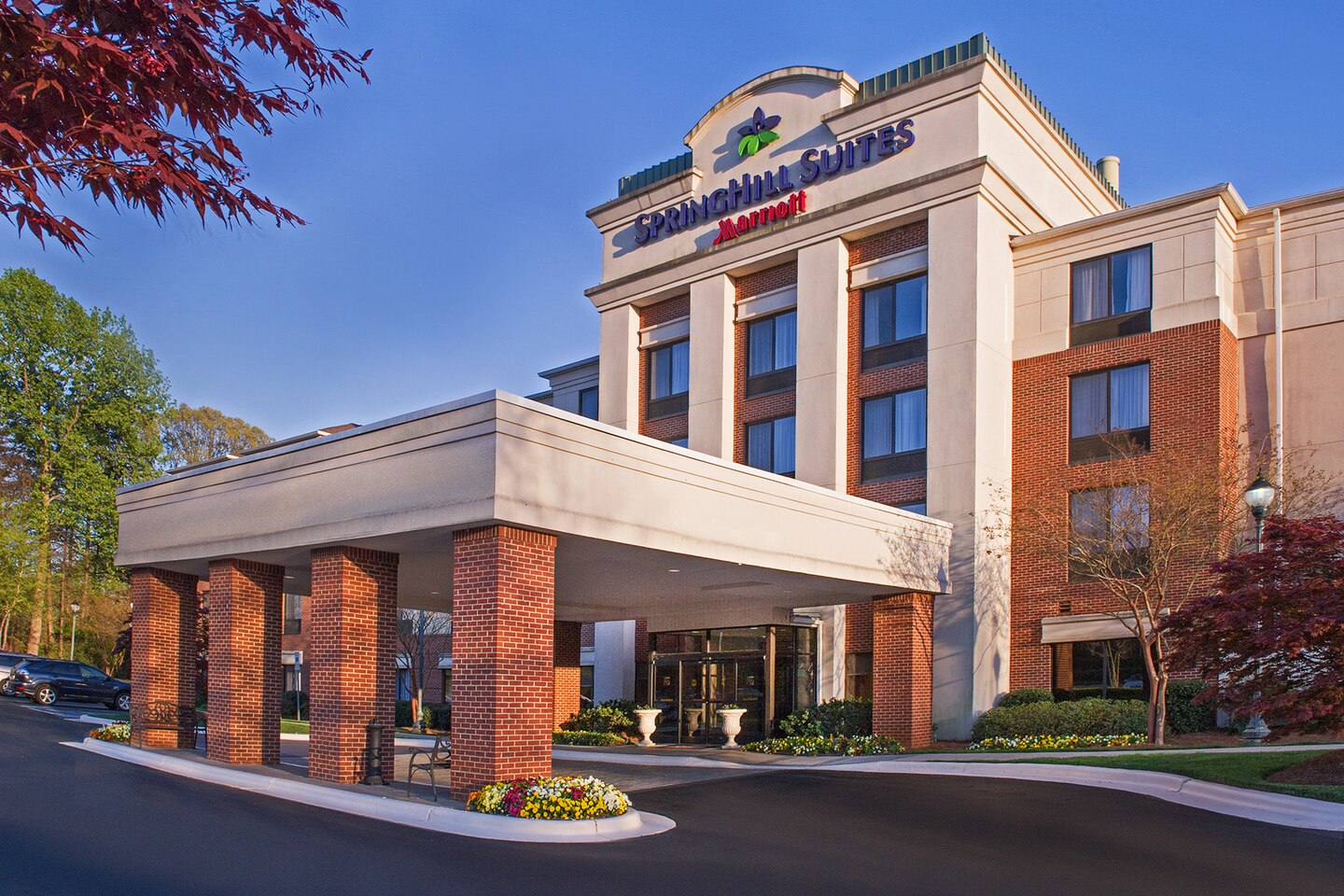 Springhill Suites Charlotte Offers Anti-Viral Protection with Pure Rooms